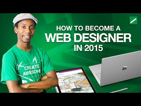 How to Become a Web Designer in 2015