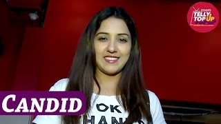 Neeti Mohan Gets Candid With TellyTalkIndia