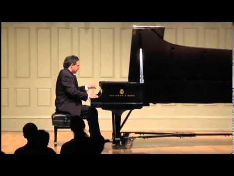 Schumann Fantasy, op. 17: 1st Movement