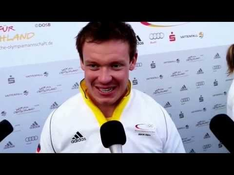 Goldmedaillengewinner Felix Loch im Interview