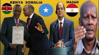 Warar Deg Deg Ah Somalia Oo Cashir U Dhigtay Kenya,Zakariye Oo Ka Shifay Sir Badan