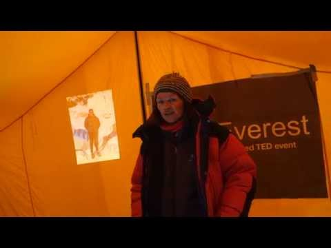 Sherpas are the forgotten heroes of the mountain: Valerie Parkinson at TEDxEverest