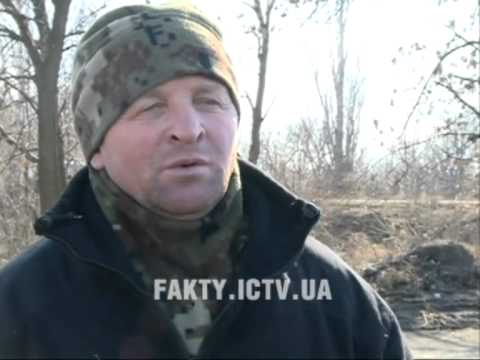 Боец о Дебальцево: Комбат скрылся, раненые умирали, а мы ели снег