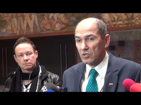 Janez Janša o fiskalnem pravilu in dogovoru s sindikati