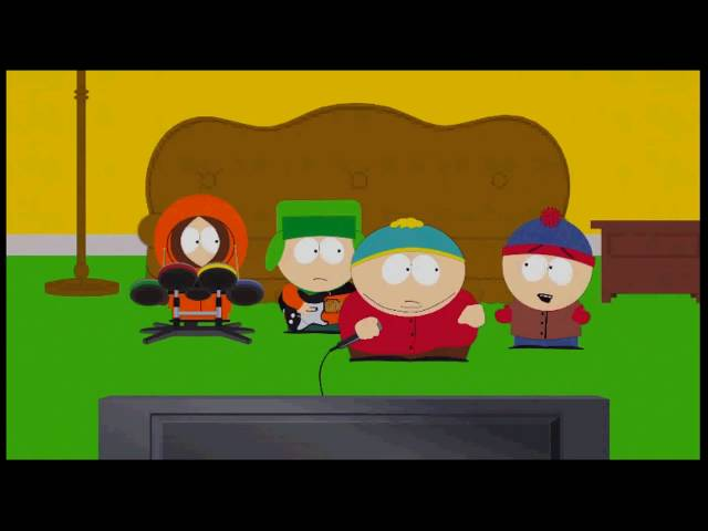 Картман feat. . Кенни & Кайл - Poker face (South Park edit) .