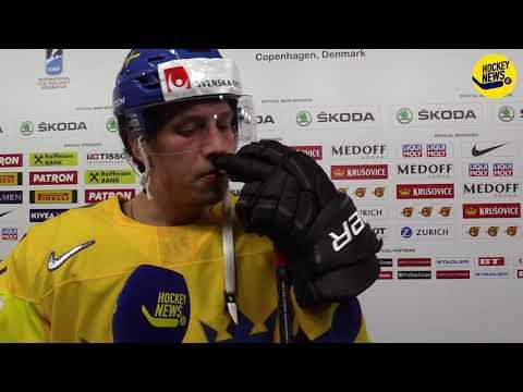 """Rakell: """"Inte roligt att spela hockey mot oss"""""""