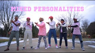 """Mixed Personalities"" - YNW Melly ft. Kanye West 