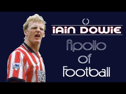 IAIN DOWIE - Apollo of Football