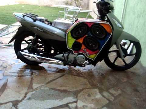 Som Moto Biz Biz Com Som Equip Perfect
