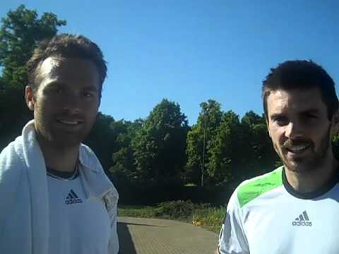 Ross Hutchins & Colin Fleming