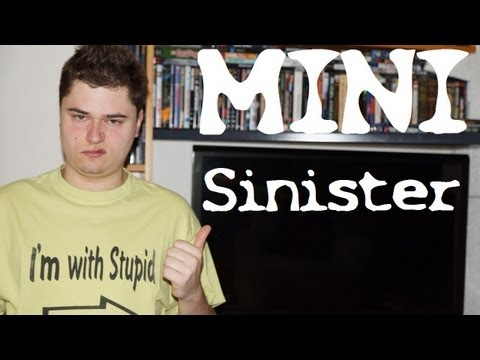 /mini\ SINISTER (Scott Derrickson) / Playzocker Reviews 4.128m