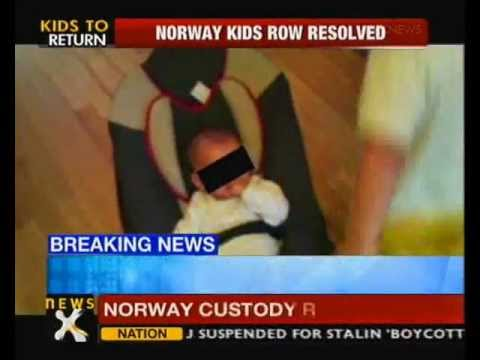 Norway child row: Court gives custody of children to uncle-NewsX