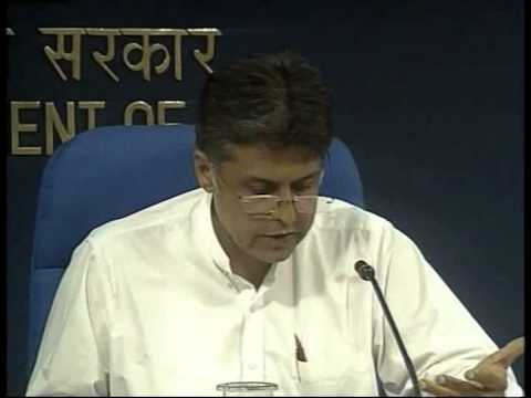Uttarakhand flood: I & B Min Manish Tewari addresses media with latest info on rescue ops