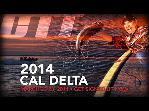 CTT Bass Fishing Tournament - California Delta 2014