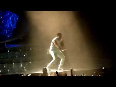 Drake - Worst Behavior Live  Paris Bercy video