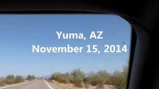 Tethered Aerostat Radar System (Yuma, AZ)
