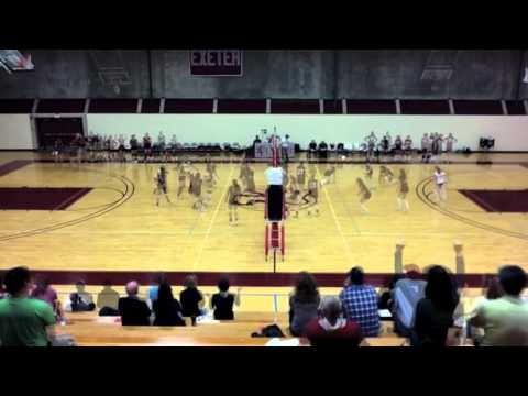 Erin NaPier- 2011 Phillips Exeter Academy Volleyball Highlights