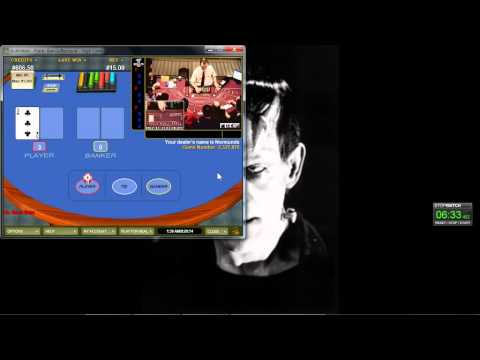 Roulette Craps Baccarat Gambling System with 6 High Probability Bets and No Lose Money Management!