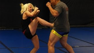 Pat Barry MMA Move Of The Week