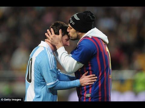 Messi nice