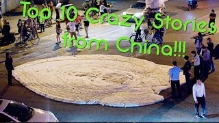 Top 10 Craziest Stories from China in 2013 | China Uncensored