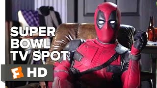 Video clip Deadpool Official Super Bowl TV Spot (2016) - Ryan Reynolds Movie HD