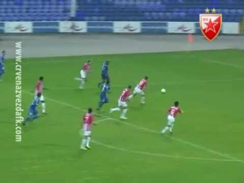 LEVSKI   CRVENA ZVEZDA 1 0 video   FK Crvena zvezda