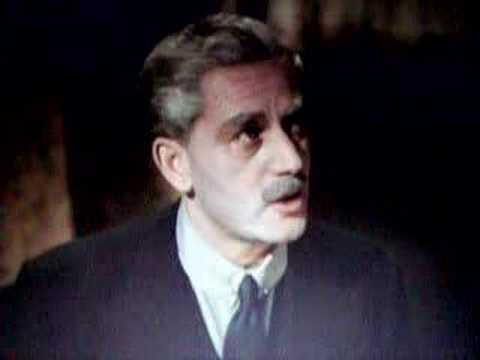 """Colonel Blimp - """"This is not a Gentleman's ..."""
