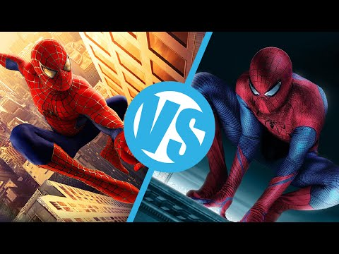 Spiderman Vs The Amazing Spider-man : Movie Feuds Ep51 video