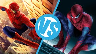 Spiderman VS The Amazing Spider-Man : Movie Feuds ep51