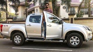 Isuzu D-Max V-Cross - Lifestyle Pick-Up | Faisal Khan