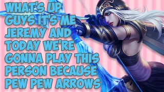 What's Up Guys It's Me Jeremy and Today We're Gonna Play This Person Because PEW PEW Arrows
