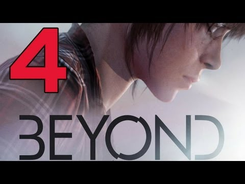 BEYOND: TWO SOULS [Walkthrough ITA HD PARTE 4] - BRACCATA