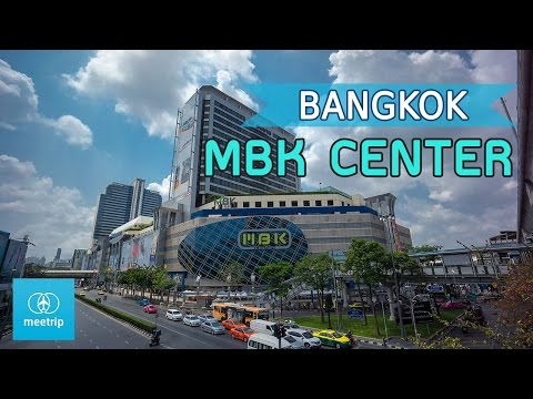 MBK Bangkok Shopping Mall : MEETRIP