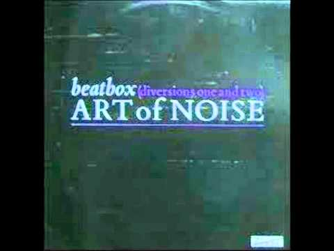 ART OF NOISE - BEAT BOX - 1984
