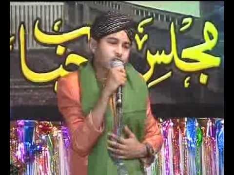 Punjabi Kalam Per Mehr Ali Shah In All Pakistan Mehfil Naat 2010  Jahanzaib Atari Qadri video