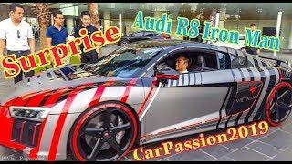 CarPassion2019 | BOSS cuối CƯỜNG ĐÔ LA  xuất hiện và màn Nẹt Pô Phun Lửa như SẤM