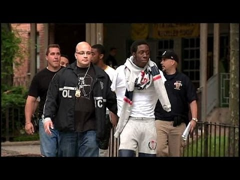 Gang bust in Harlem