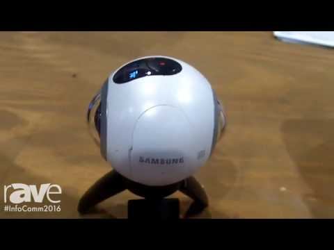 InfoComm 2016: Samsung at the Stampede Shows Off Gear Virtual Reality