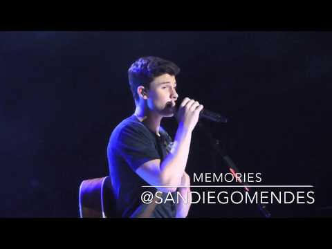 Shawn Mendes - Memories Live