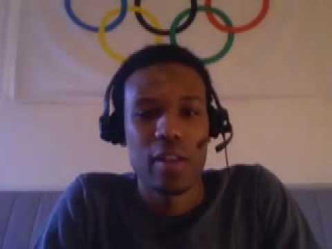 Shani Davis On the 2010 Olympics