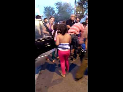 ajuste de cuenta Narco en pleno centro de colina