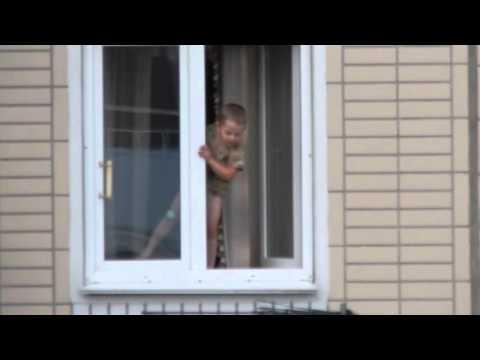 Секунды до катастрофы, г Сосновоборск, лето 2015, 5 этаж