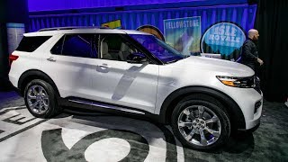 [Hot News] Most Expensive 2020 Ford Explorer Costs $64,610