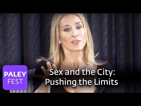 Sex And The City - Michael Patrick King On Pushing Limits: Paley Center
