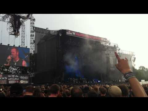 Iced Earth live @ Wacken 2011 - I Died For You