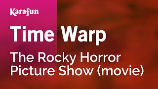 The Rocky Horror Picture Show Band Time Warp Karaoke Version