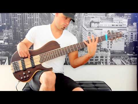 Risen - Israel & New Breed (Bass Cover)