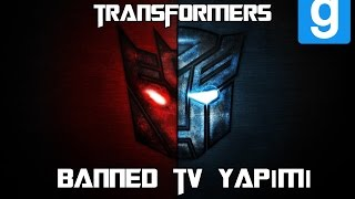 Transformers Fragman [Garry