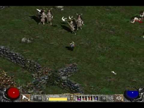 Diablo II- The Secret Cow Level